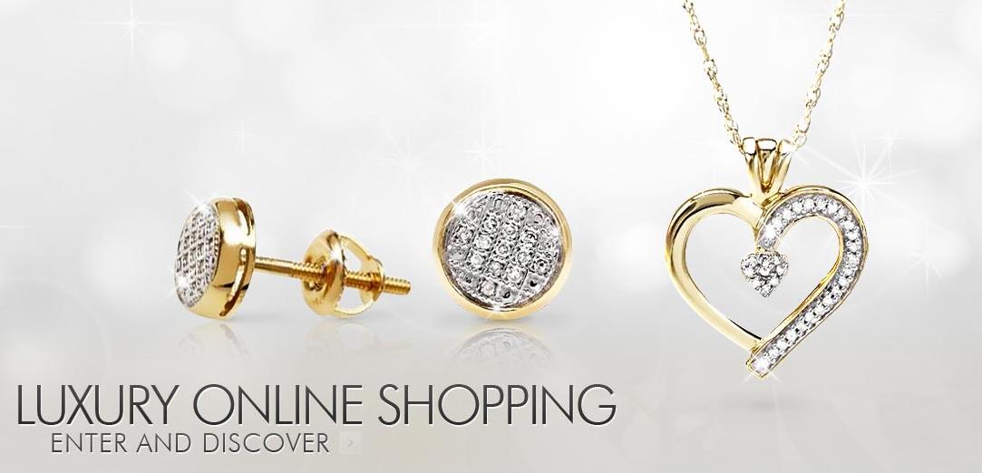 Luxury online shopping